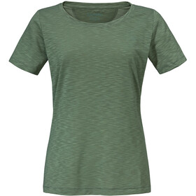 Schöffel Verviers2 - T-shirt manches courtes Femme - olive